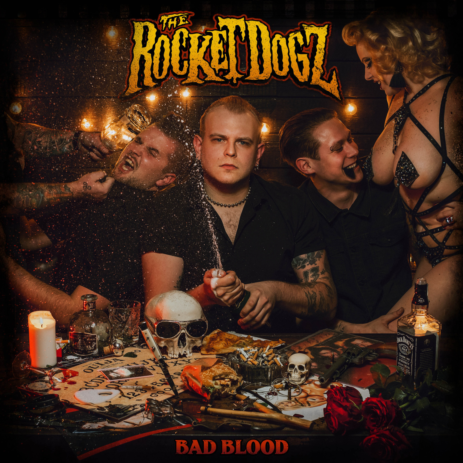 Rocket Dogz – Bad Blood