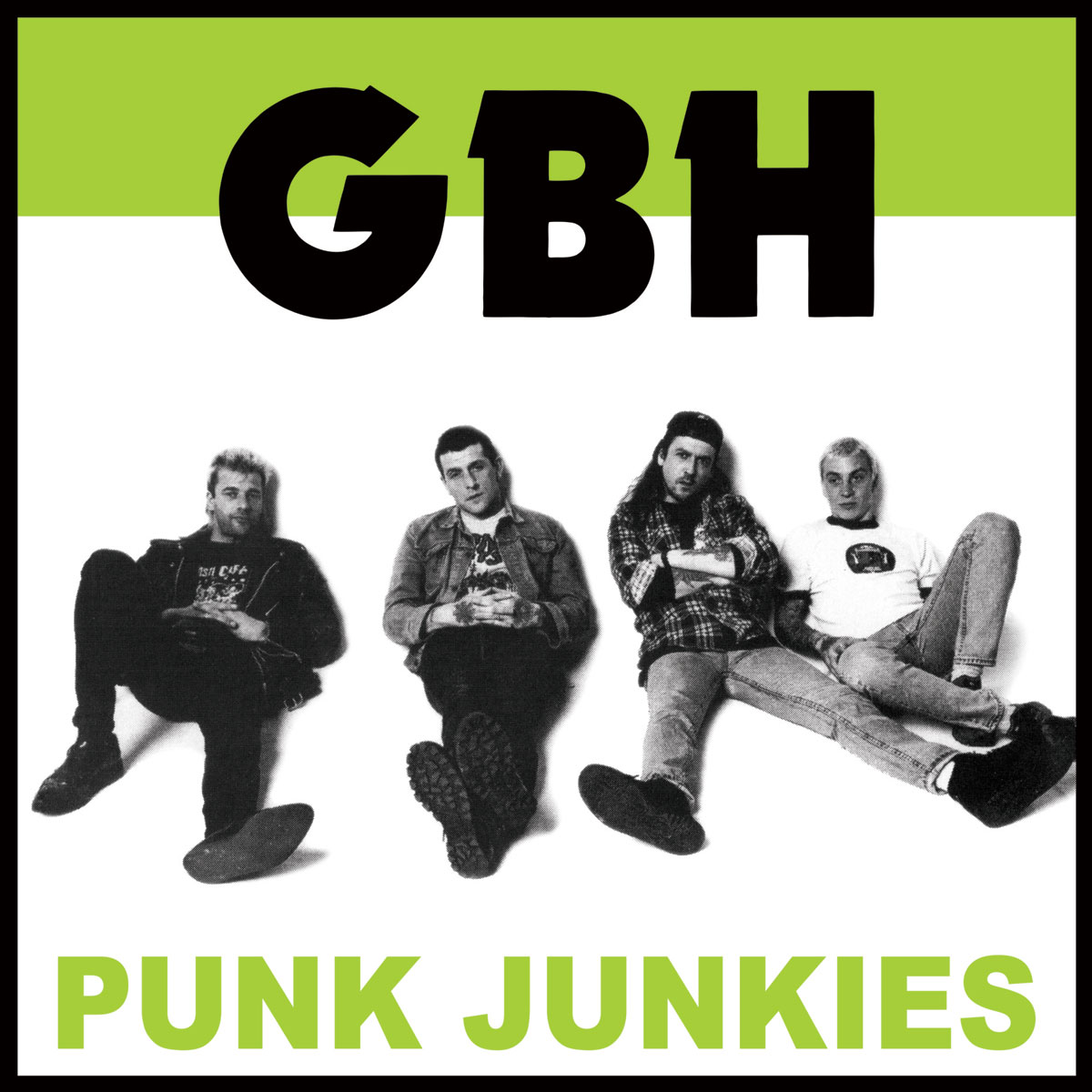 G.B.H. – Punk Junkies
