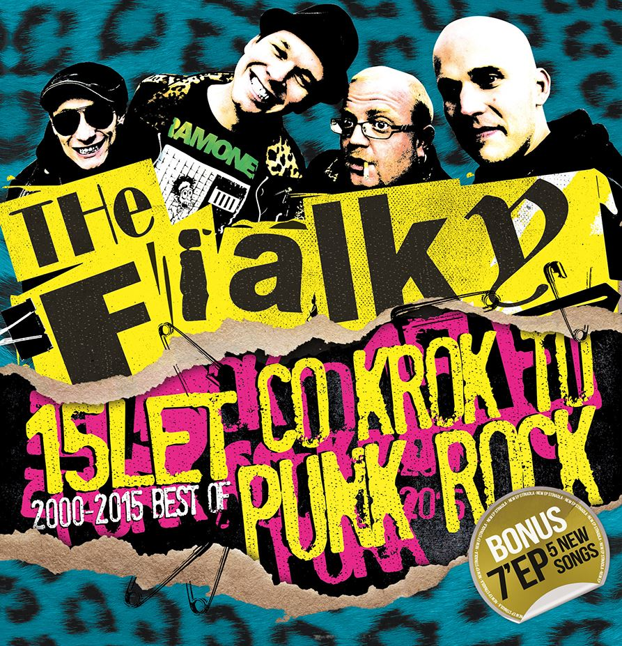 The Fialky – Co krok, to 15 let punkrock!