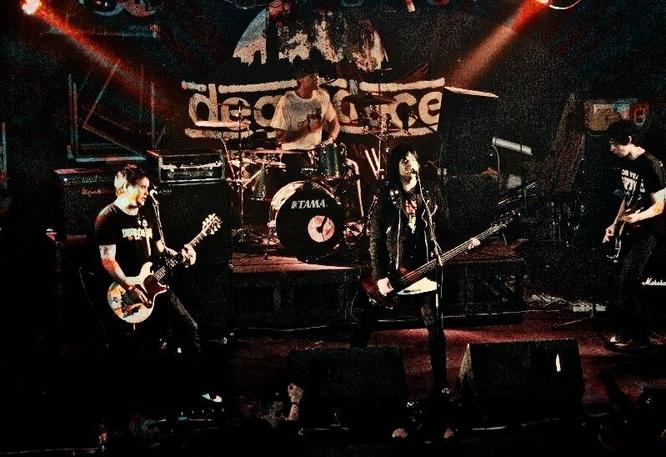 Degradace