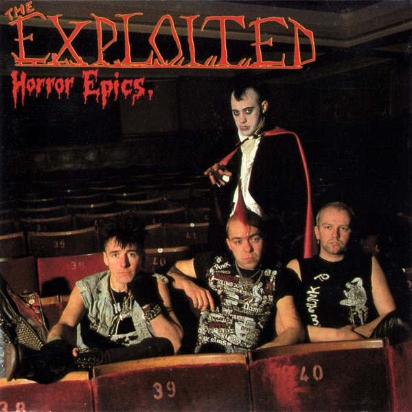 The Exploited – Horror epics