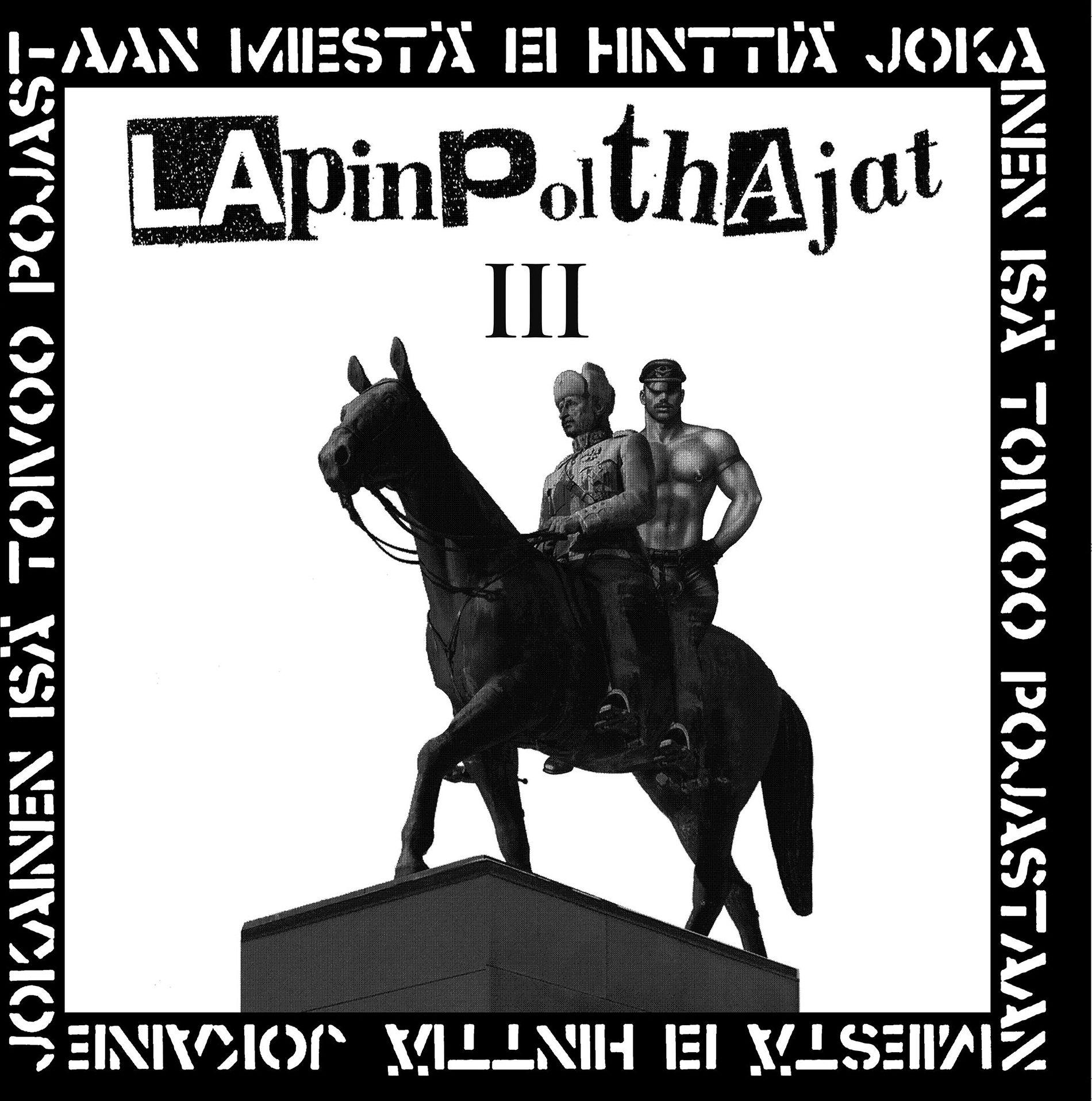 Lapinpolthajat – III