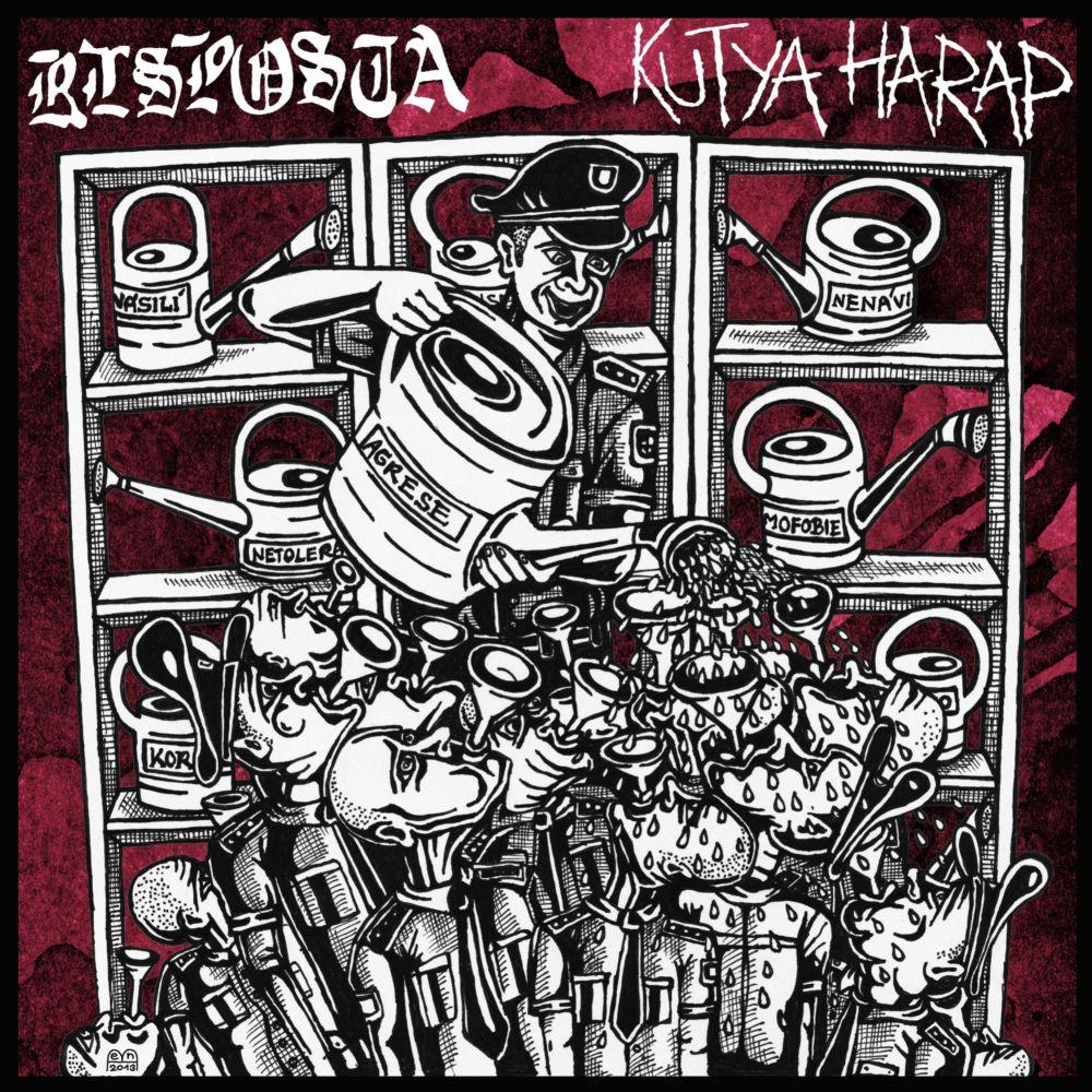 Risposta / Kutya harap – Split