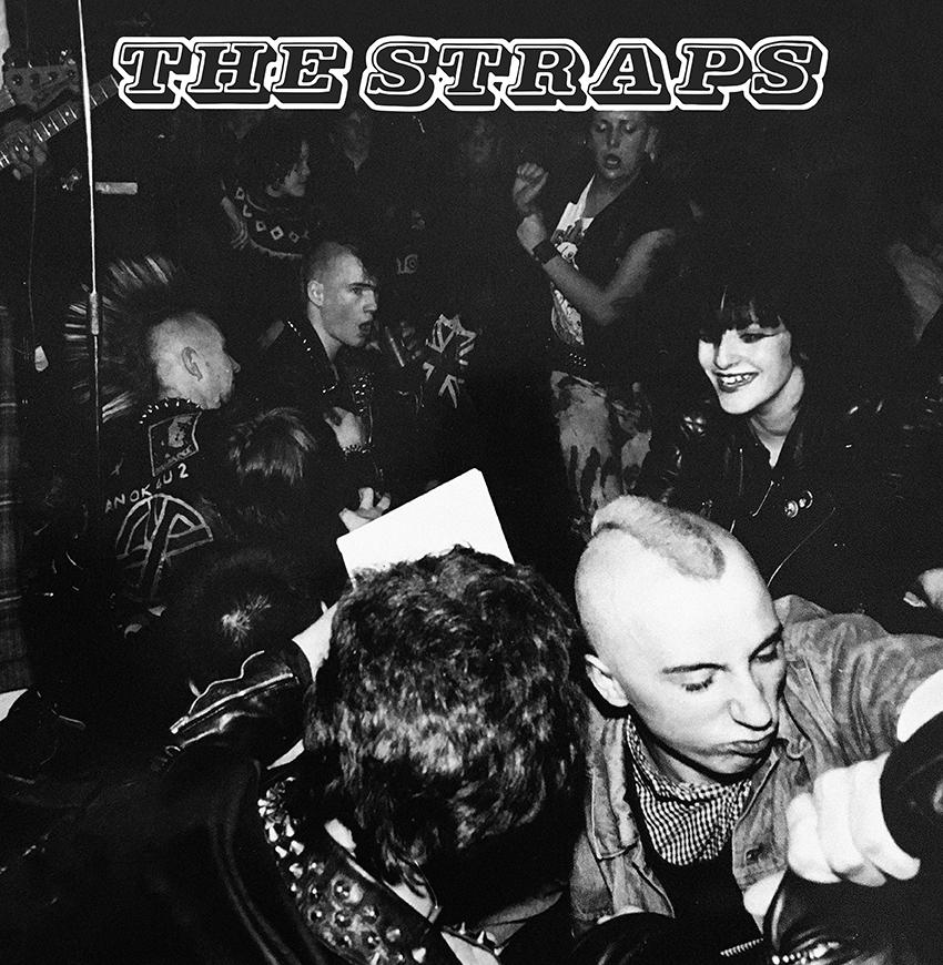 The Straps – The Straps